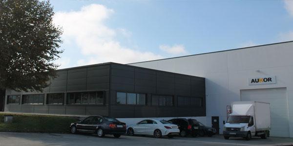 Edificio Aukor